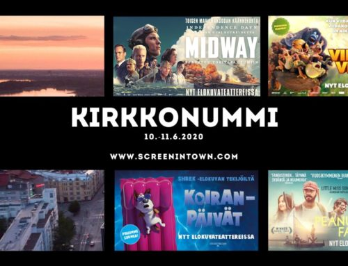 Screen in Town -kiertue Kirkkonummella