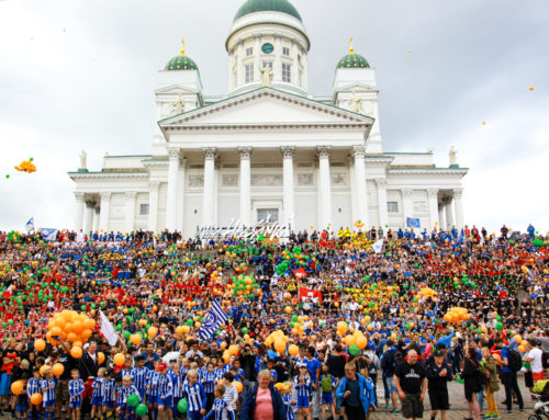 Legendaarinen Helsinki Cup on käynnissä – seuraa FC Kirkkonummen joukkueiden otteita täältä