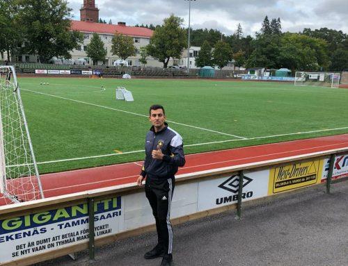EIF/Akademi – FC Kirkkonummi 0-1: Bajram Xhafan maali riitti vierasvoittoon